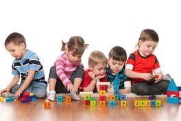 Podpora vybudování a provozu dětských skupin