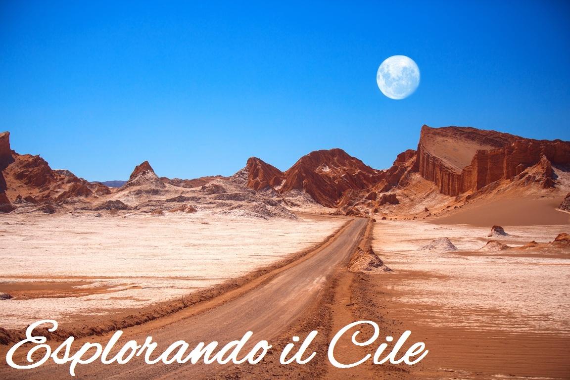 in Cile e Argentina per Novembre!