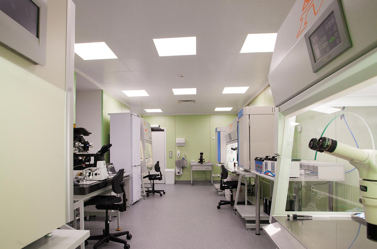Our Embryolab – this is where miracles happen