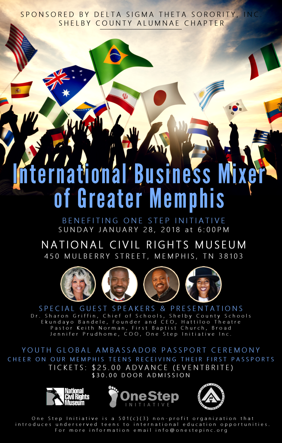 3rd Annual International Business Mixer of Greater Memphi
