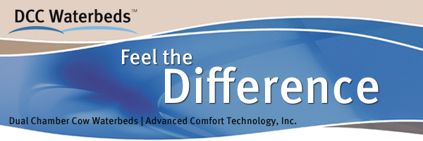 DCC Waterbeds | Feel the Difference