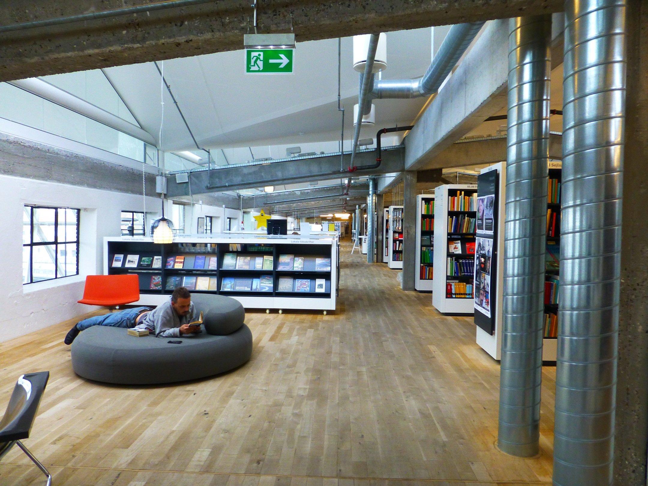 Helsingor Library