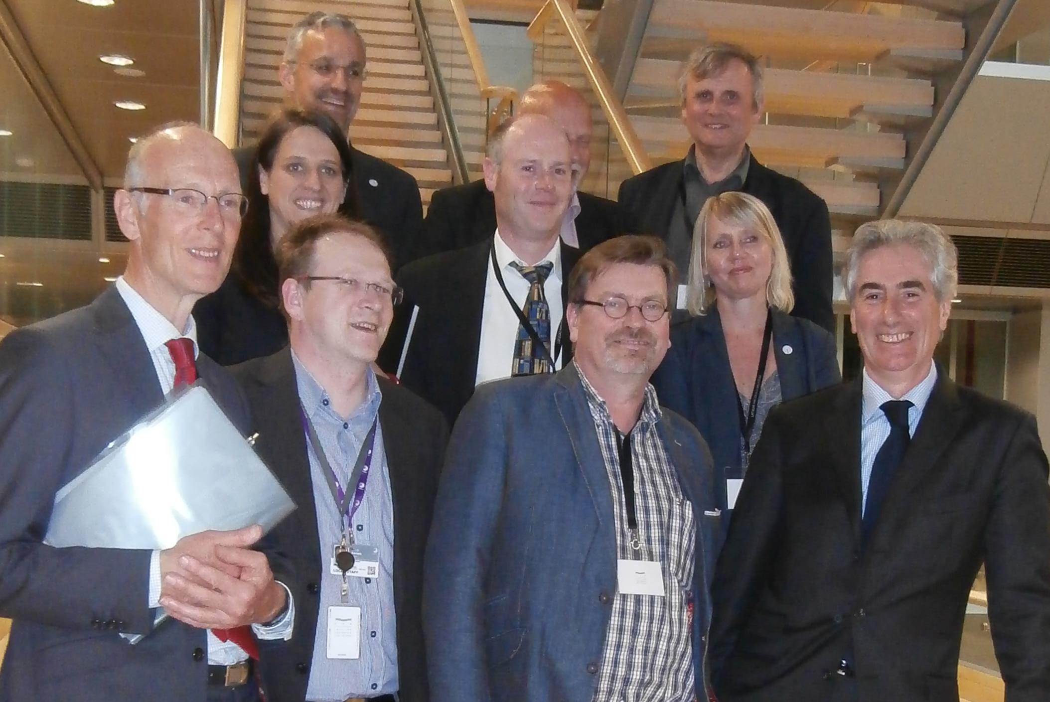 EBLIDA Executive Committee 20015-2018