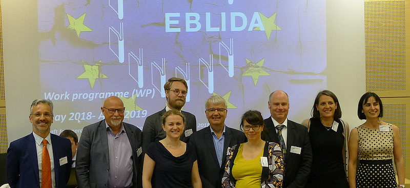 EBLIDA Executive Committee 2018-2021