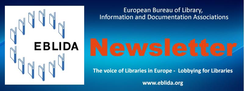 EBLIDA Newsletter