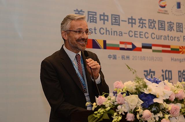 Stefano Parise, EBLIDA Vice President
