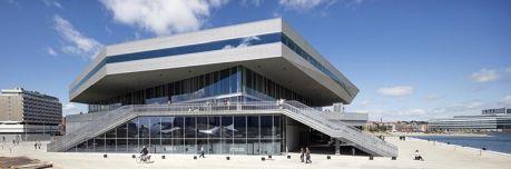 Public library, Dokk, Aarhus, Denmark