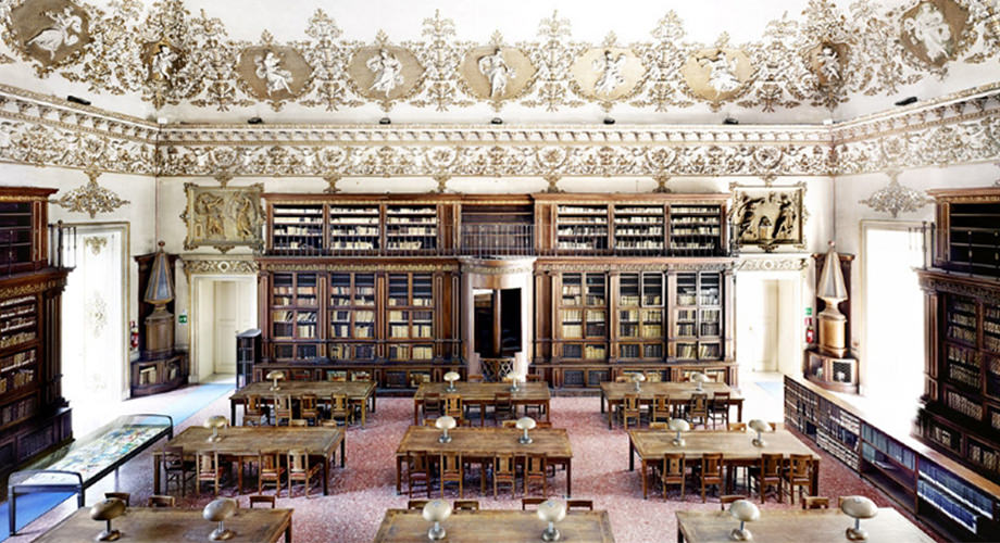 The National Library of Naples