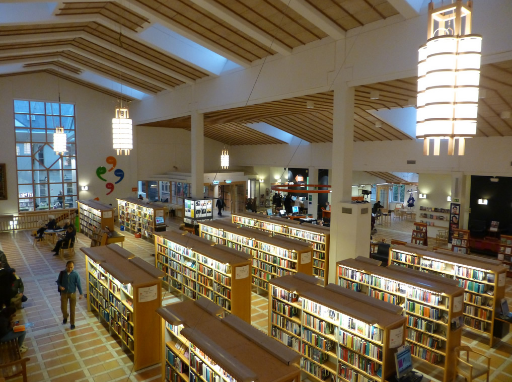 Uppsala City Library
