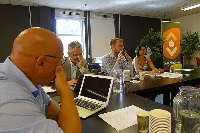 EBLIDA EC Meeting Utrecht