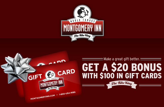Make a great gift better with Montgomery Inn