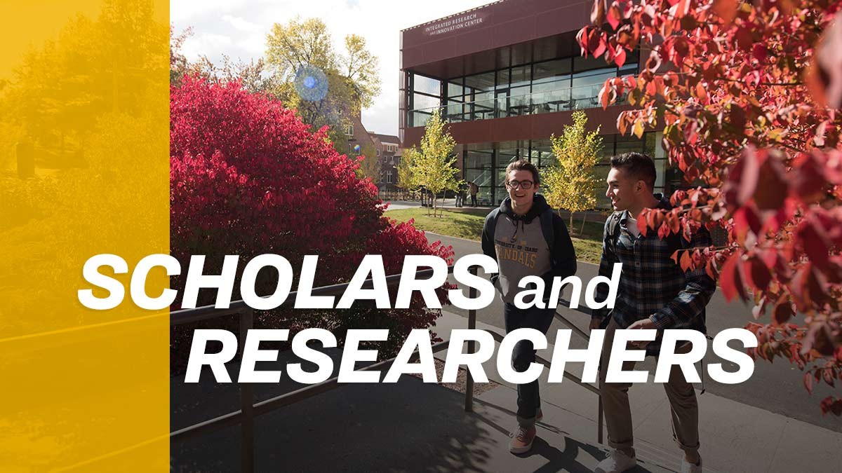 Scholars and Researchers Newsletter Banner