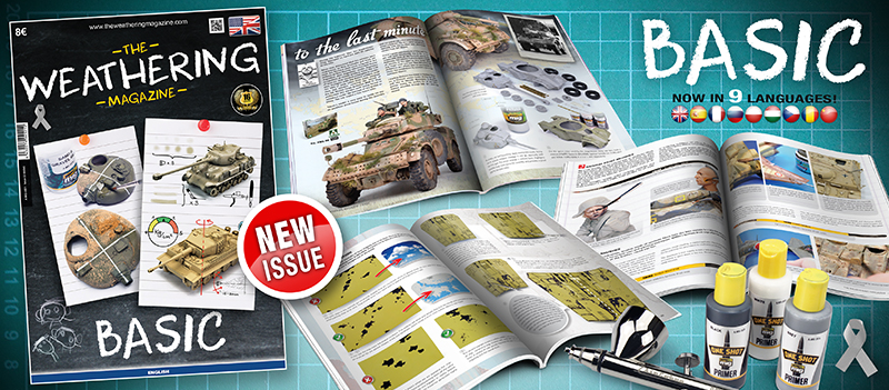 The Weathering Magazine 22 - BASIC available