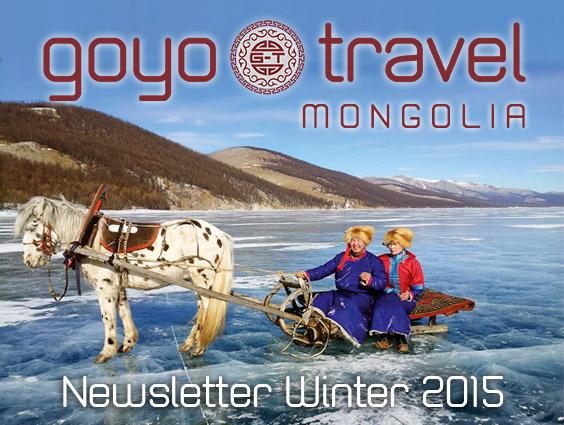 Goyo Travel - Inspirational Journeys to Mongolia