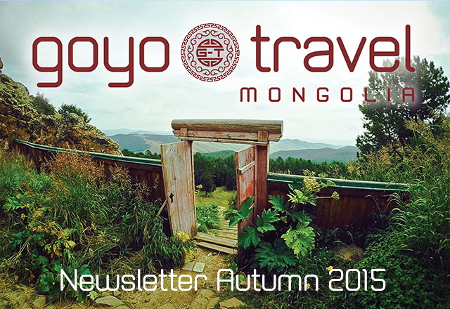 Goyo Travel - Inspirational Journeys to Mongolia