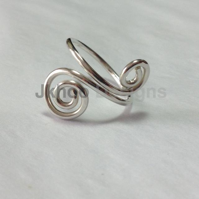 Sterling Silver knuckle rings