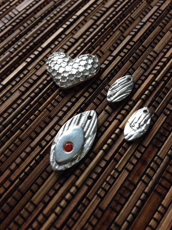 JKhoo Designs Fine Silver