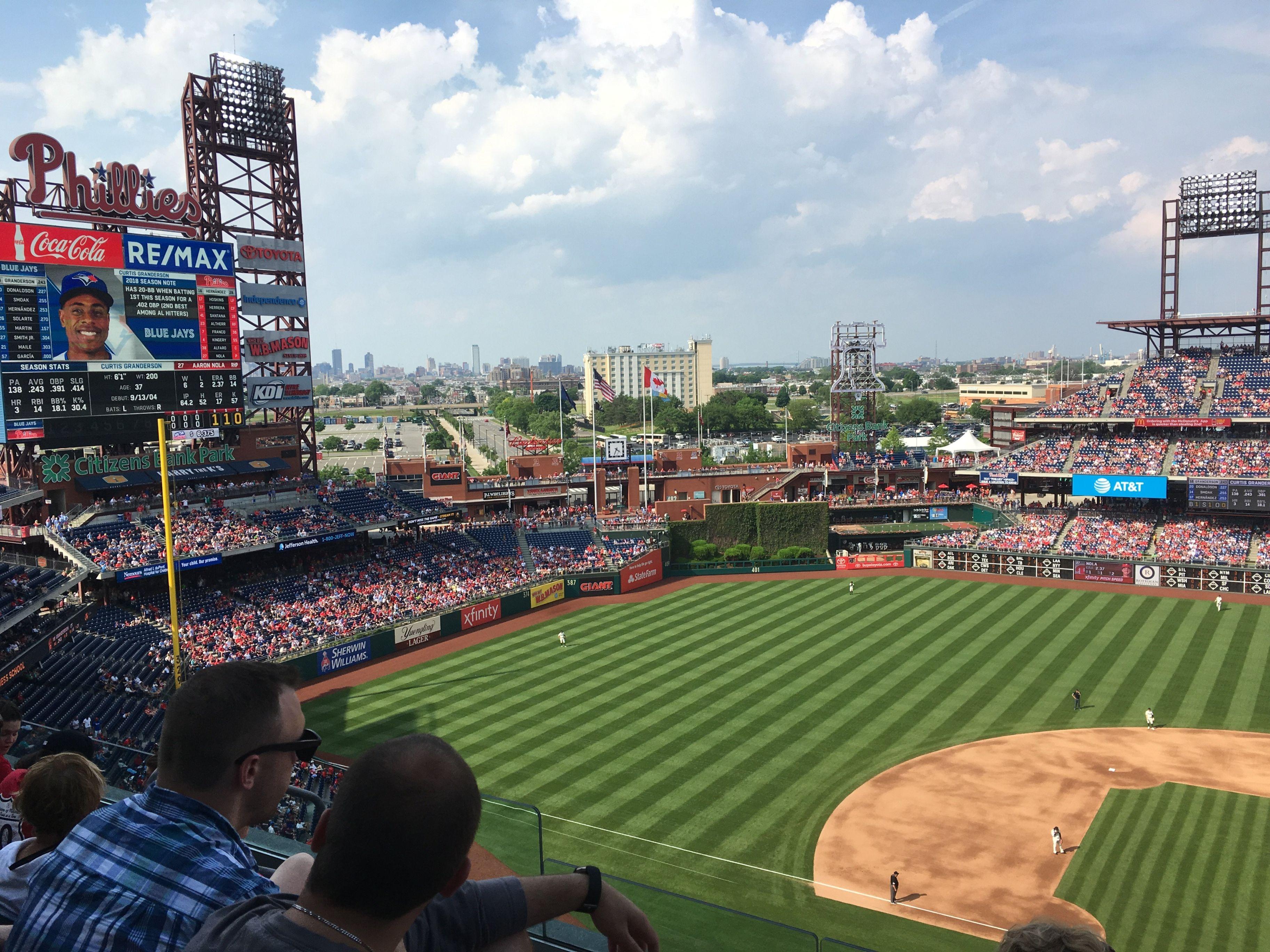 Citizens Bank Park: Home of the Philadelphia Phillies
