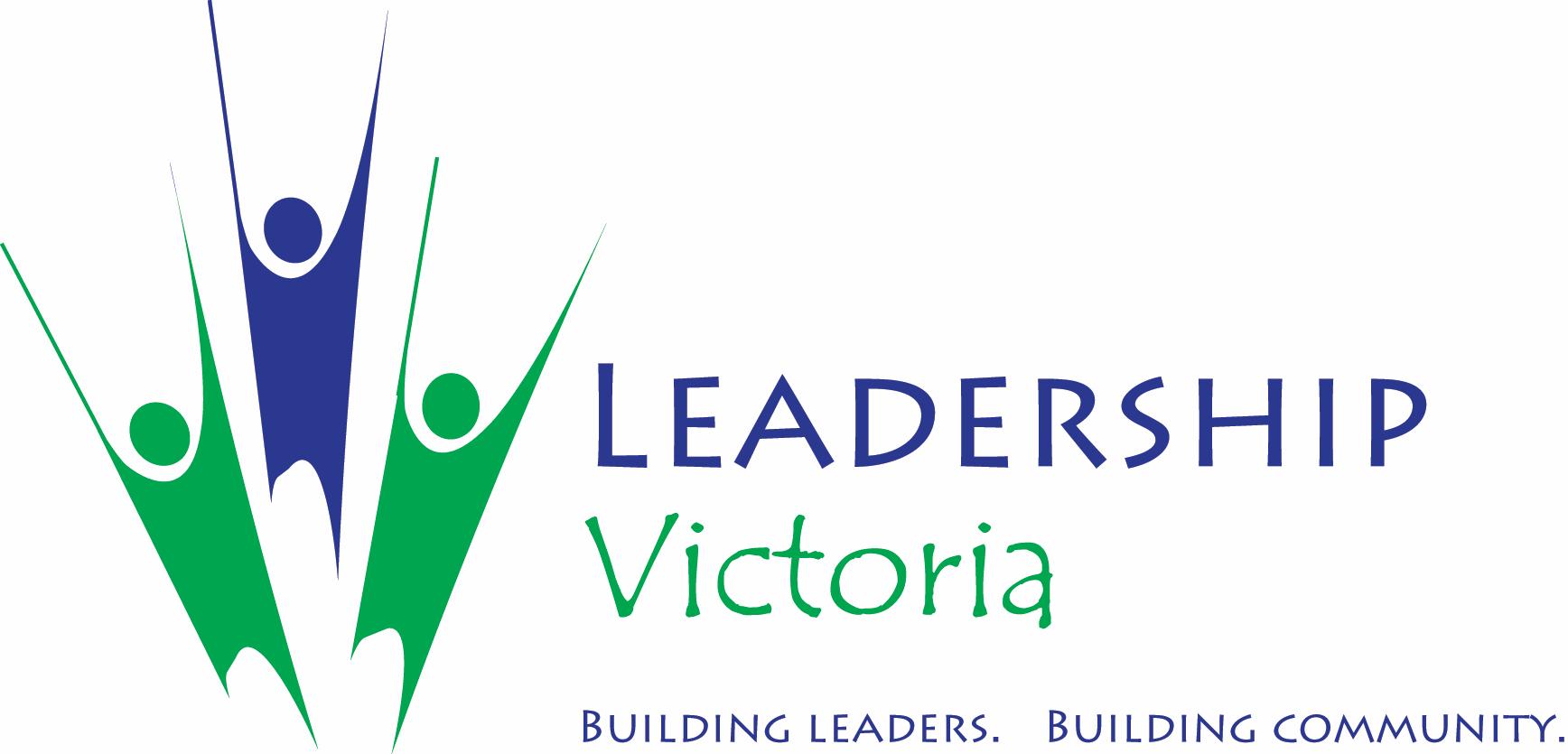 Leadership Victoria logo