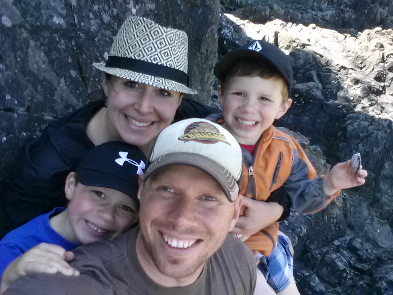 Jarod & family