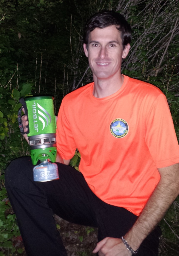 Mark and Jetboil
