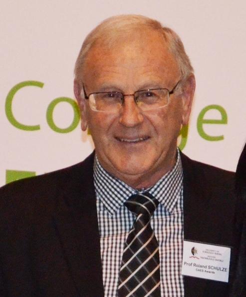 Prof Roland Schulze