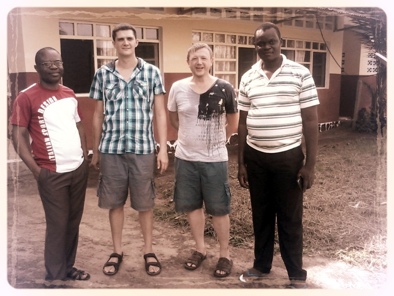 DRC Visit