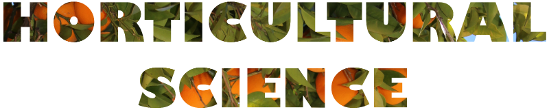 Horticultural Science