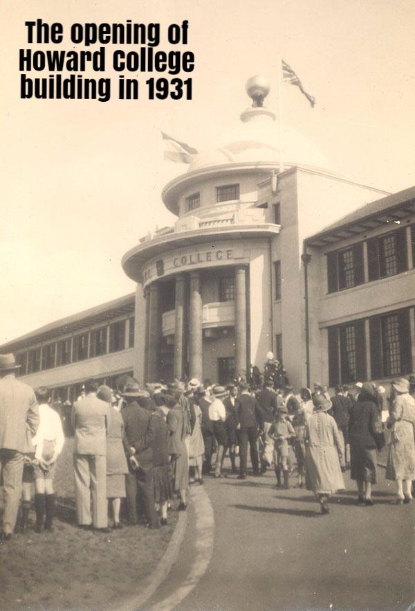 Howard College 1931