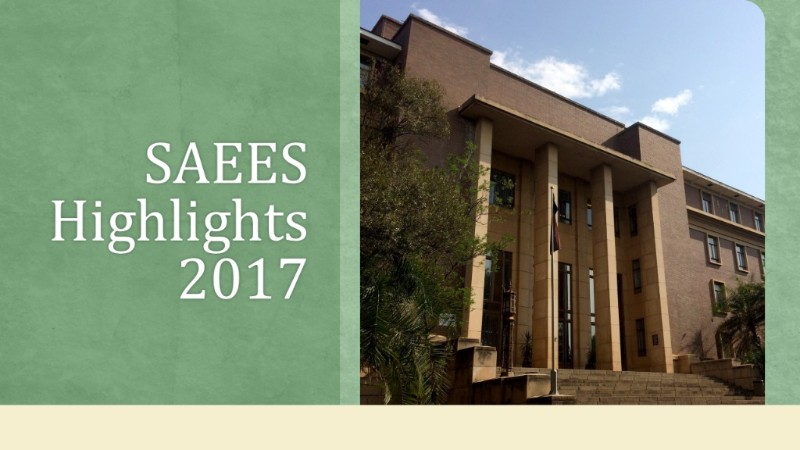 SAEES Highlights