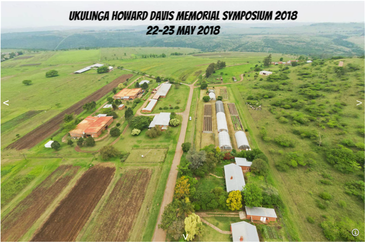 Ukulinga Research Farm aerial