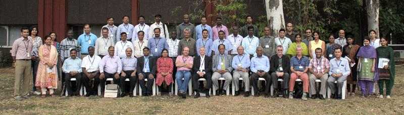 ICRISAT workshop