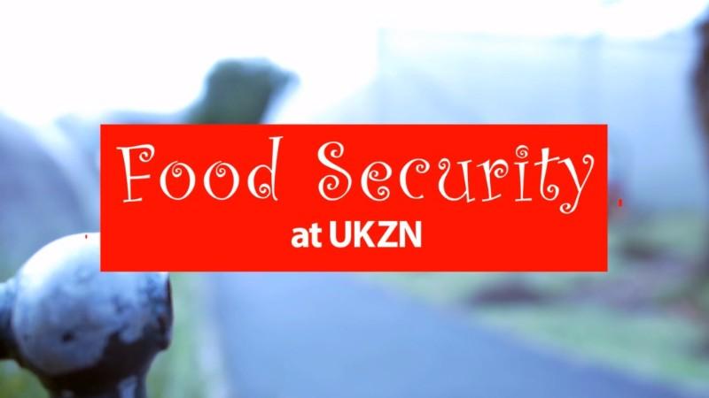 Food Security at UKZN