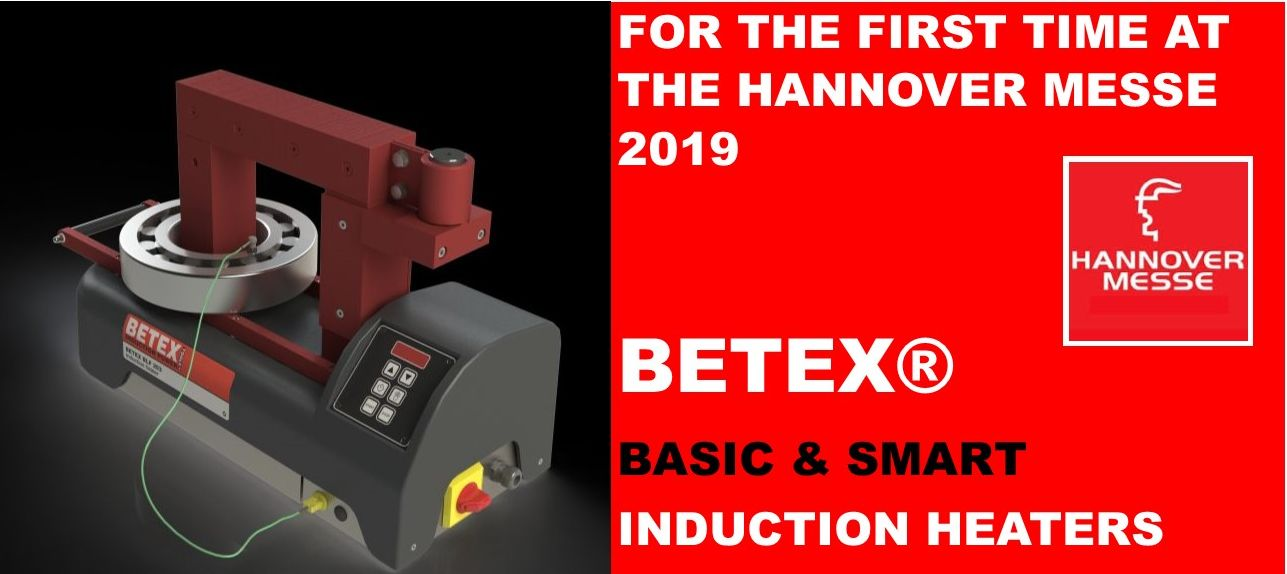 Introduction: BASIC & SMART series induction heaters @ Hannover Messe