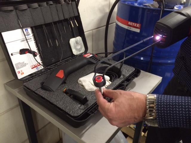 BETEX iDuctor voor precisieverhitting