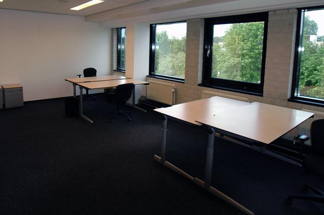 Je eigen kantoorruimte in Sloterdijk