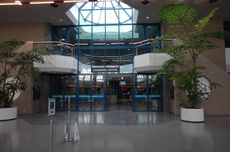Kantoor in het MECC