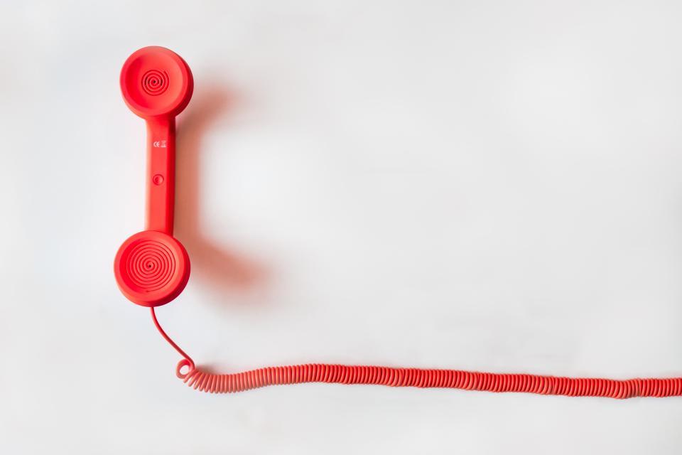 Telefon markedsføring