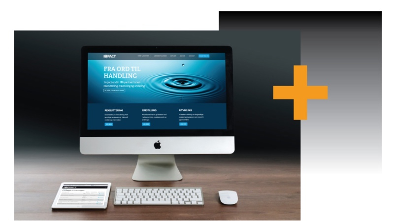 IMPACT-nettside