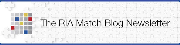 Sign Up for the RIA Match Blog