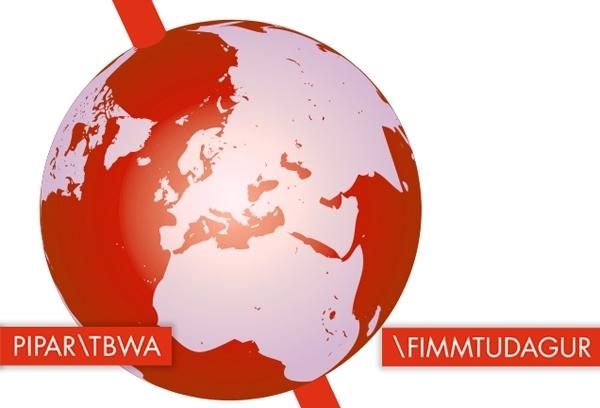 PIPAR\TBWA\FIMMTUDAGUR