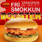 KFC – Booster-smakk