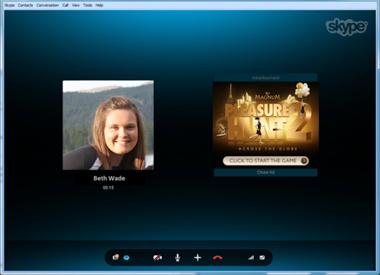 Skype – Conversation Ads