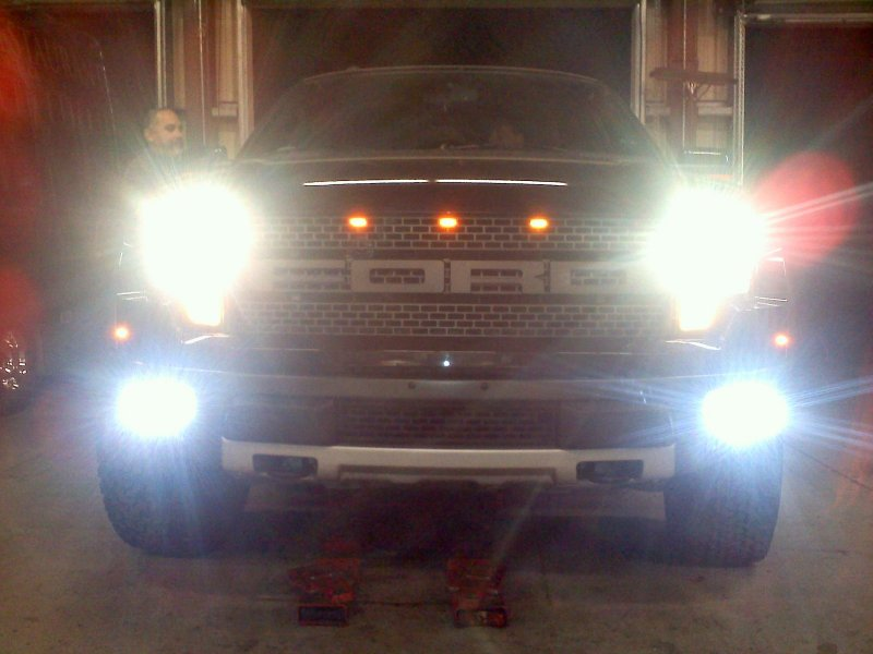 Lazer Star Lights' Endeavour 2x2 LED light
