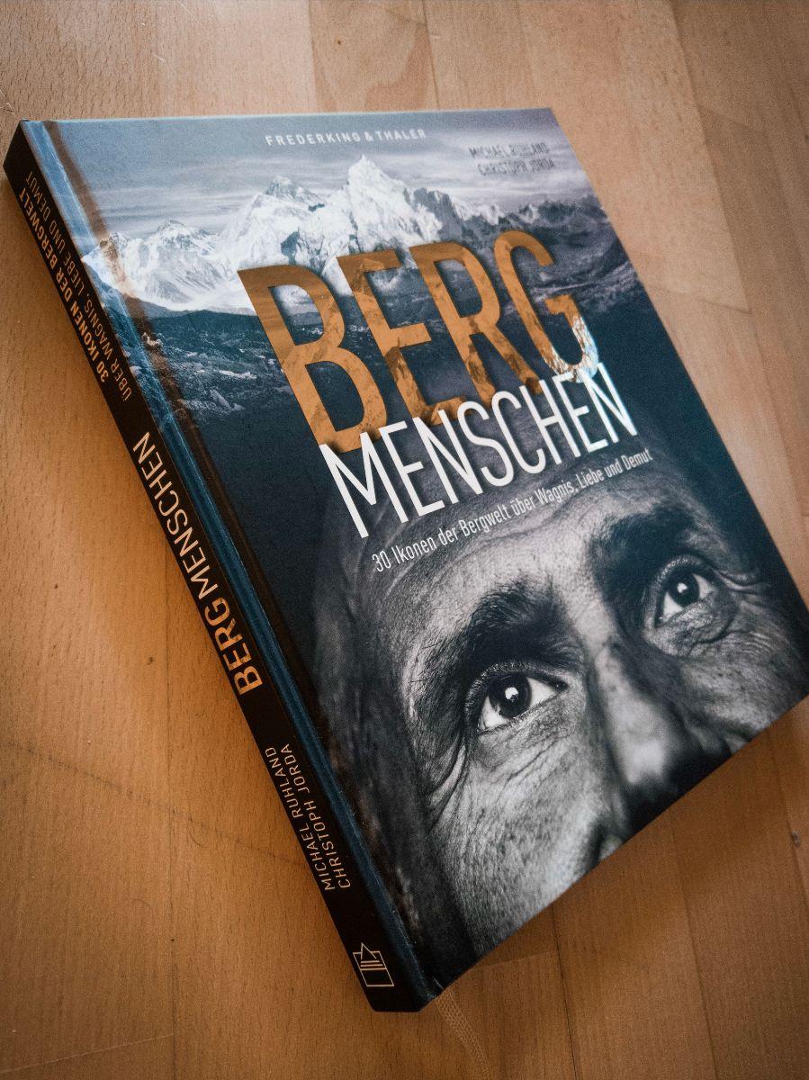 BERGmenschen Buch