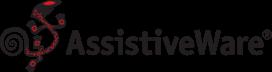 AssistiveWare logo.