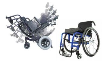 Manual wheelchairs that are complex rehab technology