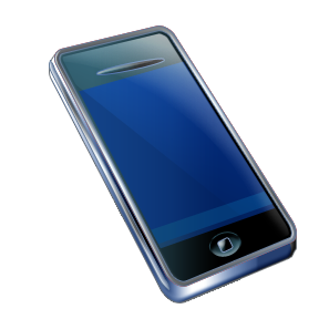 Image of a smart phone.
