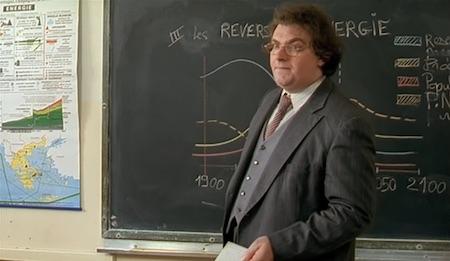 Blow up, le professeur au cinéma