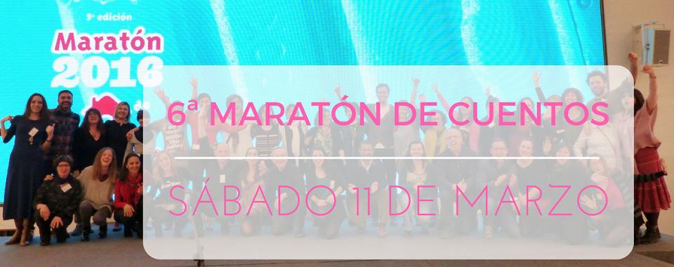 Maratón de La Escuela de Cuentacuentos